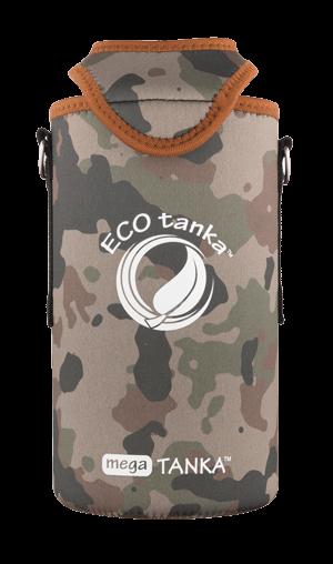 ECOtanka KOOLER in Camouflage für die megaTANKA