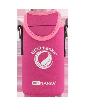 ECOtanka KOOLER in Pink für die miniTANKA