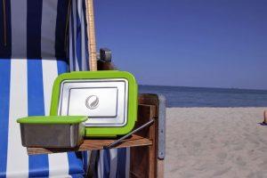 ECOtanka Lunchbox (2L) und pocketBOX (650 ml) aus Edelstahl 304