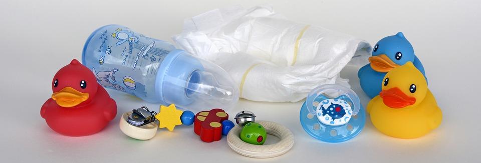 Plastikflaschen für Kinder sind weder gesund noch nachhaltig