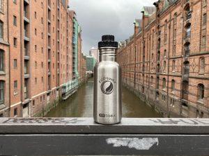 Edelstahl Trinkflasche in Hamburg